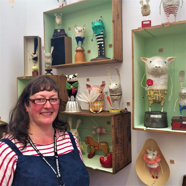 Anya Keeley from The Curiosity Cupboard