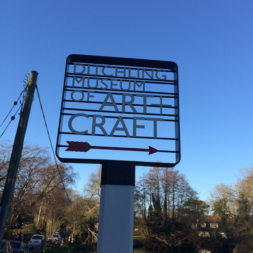 ditchling museam sign